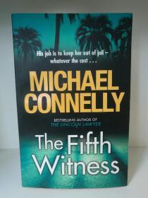 迈克尔·康奈利 The Fifth Witness by Michael Connelly (推理犯罪小说)英文原版书