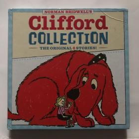 Clifford Collection-The Original 6 Stories! 大红狗50周年纪念版:手绘原稿精装故事集(6个故事)