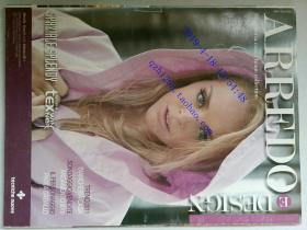 ARREDO E DESIGN 2011/02 意大利版 装饰品设计 家居布艺杂志