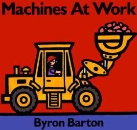 Machines挖土机 At Work- Byron  Bartobn