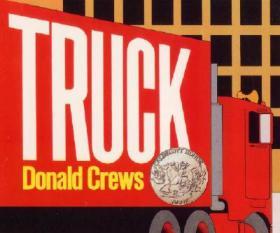 TRUCK火车红-Donald Crews