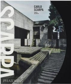 现货 Carlo Scarpa 建筑大师卡洛·斯卡帕作品集
