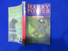 HARRYPOTTER and the Prisoner of Azkaban/J.K.ROWLING/BLOOMSBURY/printed in Great Britain/304 pages