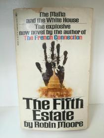 Fifth Estate by  Robin Moore (美国政治悬疑小说)英文原版书