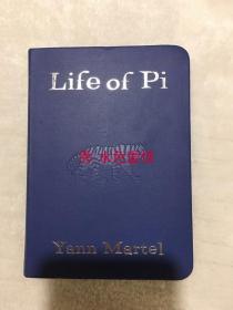 绝版少年派口袋仿皮豪华版 Life of Pi: Deluxe Pocket Edition