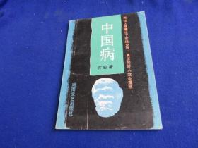 中国病【从现象审视国人的世界观 探索文化本源 寻找超越自我的方法】