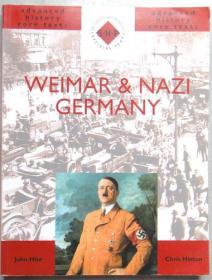 advanced history core texts weimar nazi germany