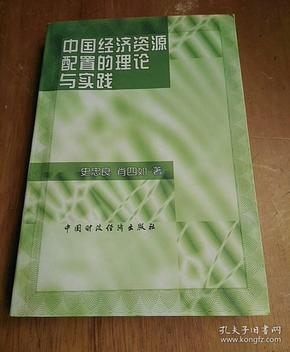 中国经济资源配置的理论与实践