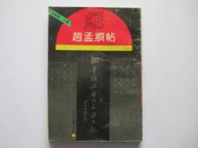 赵孟頫帖(钢笔缩临历代名帖大观最书之四)