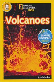 National Geographic Readers: Volcanoes! 国家地理阅读:火山
