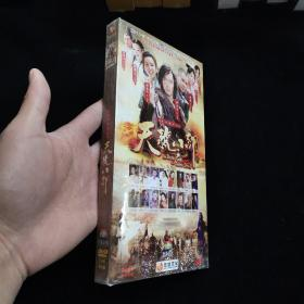 DVD光盘 天龙八部 金庸著 软盒精装10谍 未拆封