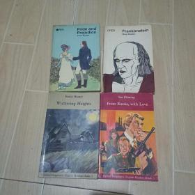 外文书24本合售具体看图
