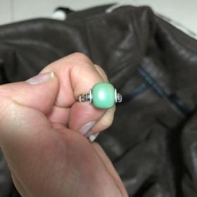 绿松石戒指