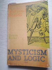 Mysticism and Logic and Other Essays 神秘主义与逻辑 哲学大师伯特兰.罗素论文