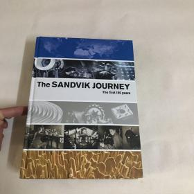 The Sandvik Journey: The first 150 years)库存书