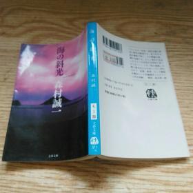 日文 海の斜光