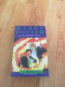 HARRY POTTER and the half -blood prince(哈利波特和混血王子)