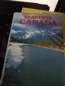 Beautiful Canada 美丽的加拿大 (原版精装彩色画册)