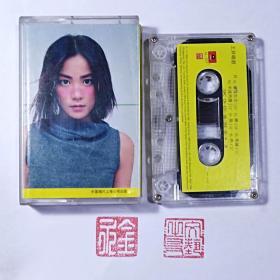 磁带  王菲--唱游
