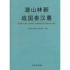 潜山林新战国秦汉墓(精)