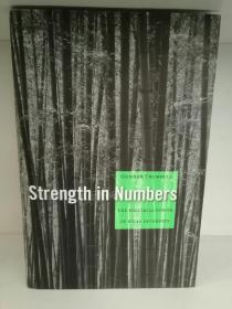 哈佛大学版 数量就是优势:论群体群体的政治力量 Strength in Numbers:The Political Power of Weak Interestsby Gunnar Trumbull by Gunnar Trumbull(社会学)英文原版书