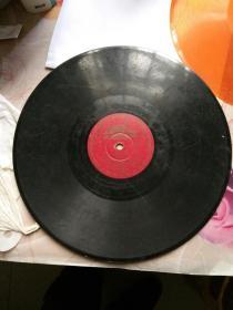 夫妻观灯,黑胶唱片一张二面。