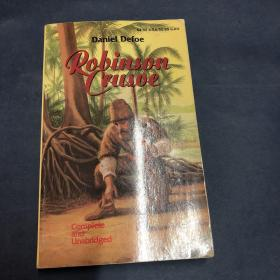 Robinson Crusoe (简装)