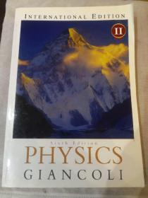 Physics Giancoli Sixth Edition II INTERNATIPNAL EDITION