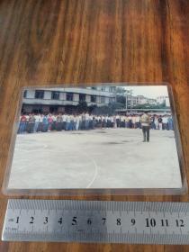 90年代福建财管院泉州分院学生军训