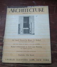 ARCHITECTURE       February 1935