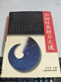 中国针灸处方大成(精装)