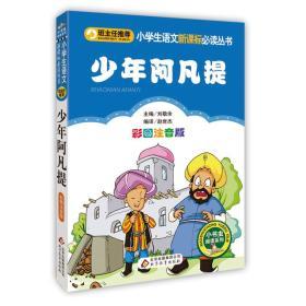 少年阿凡提(彩图注音版)小学生语文新课标必读丛书