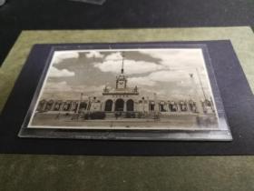 五十年代苏联展览馆(今北京展览馆)全景照片