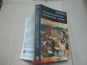THE AGE OF REVOLUTION AND REACTION,1789-1850