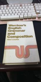 Warriners English grammar and composition(first course)
