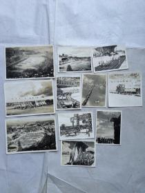 32645老照片《1950年广州市第一屈人民体育运动大会》11张(品相见图)