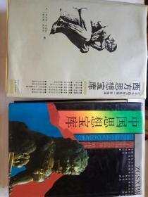 中国思想宝库+西方思想宝库(16开,2册合售!)