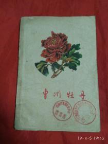 曹州牡丹(仅印1100册),