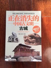 正在消失的中国古文明:古城 一版一印 x63
