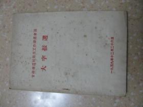 甘肃省农村卫生工作跃进会议大字报选