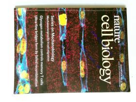 nature cell biology  外文原版细胞杂志 英文学习资料