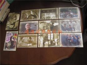 明信片:二十集电视连续剧《张伯苓》每套10张(带外盒,未使用,唐国强主演)