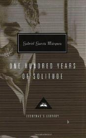 One hundred years fo solitude马尔克斯 百年孤独 英文版
