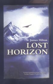 LOST HORIZON  (消失的地平线)英文版插图本