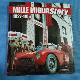 MILLE MIGLIA STORY 1927-1957(米列米利亚的故事1927-1957)