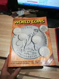世界硬币收藏图录大全 world  coins1996