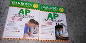 Barrons AP English Language and Composition, 5th Edition/Barrons AP Psychology, 5th Edition (Barrons AP Psychology Exam)