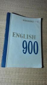 ENGLISH 900(1——6)