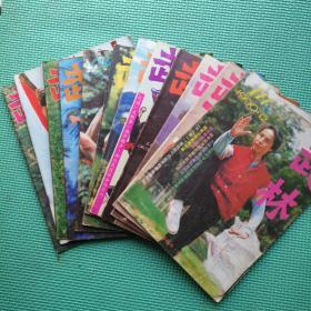 武林1990年第1-12期  合售12本
