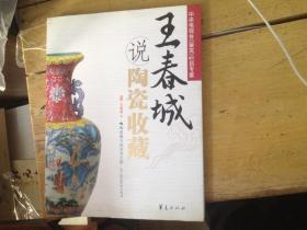 鉴宝专家说收藏:王春城说陶瓷收藏